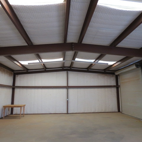 30x40x 10 And 12ft Ceilings Steal Warehouse Into Living