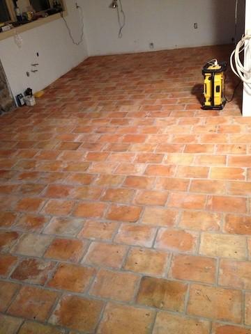 reclaimed terracotta tiles mediterranean - photo #23