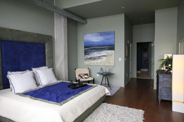 Jeanine Turner eclectic-bedroom