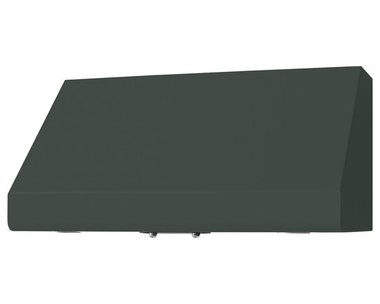 "36"" Prizer Incline Hood in Green Grey (RAL 7009) - Green Grey (RAL 7009)"