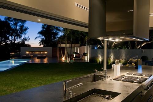Kitchens / Open air kitchen contemporary