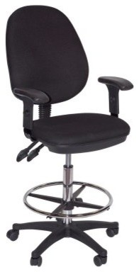 Martin Grandeur Managers Draft High Chair modern-living-room-chairs