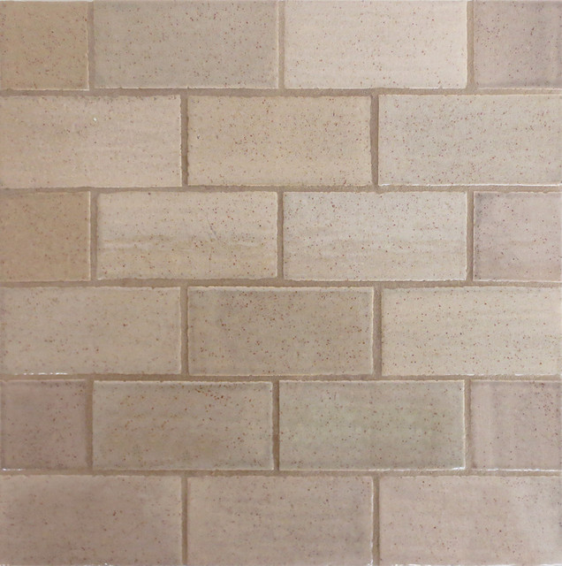 "2""x4"" Subway Tile in Grey Spice modern-tile"