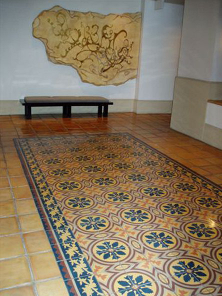 Mission Style Cement Tiles From Royal Stone Tile