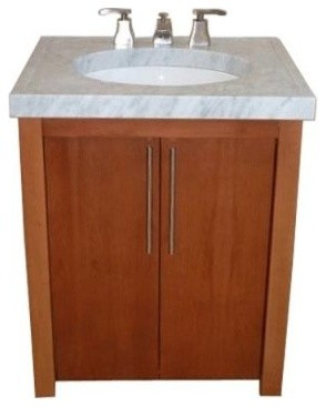 Empire Industries Contempo Single Bathroom Vanity contemporary bathroom vanities and sink consoles