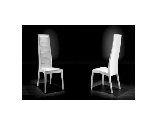 Yuman Mod Alicia Tall Side Chair -