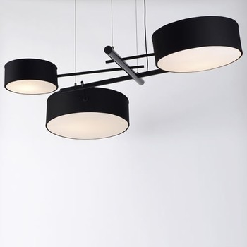 Roll &amp; Hill  Excel Chandelier modern chandeliers
