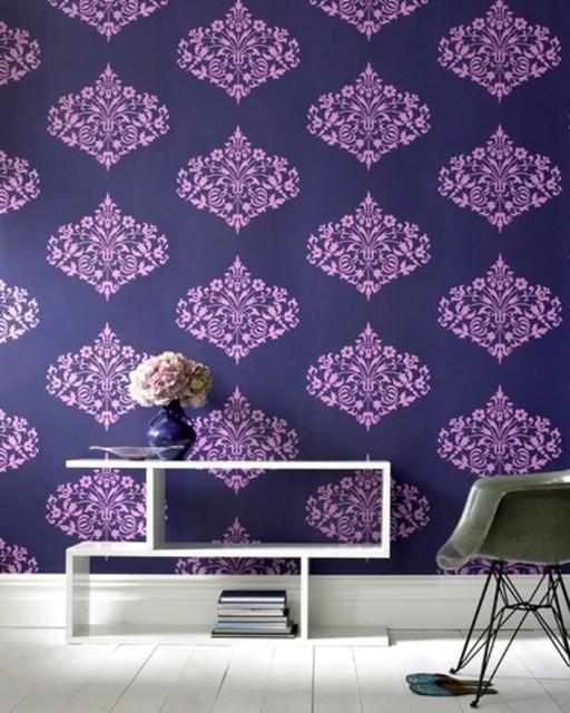 Graham and Brown Amy Butler Wallpaper - Fountain modern-wallpaper