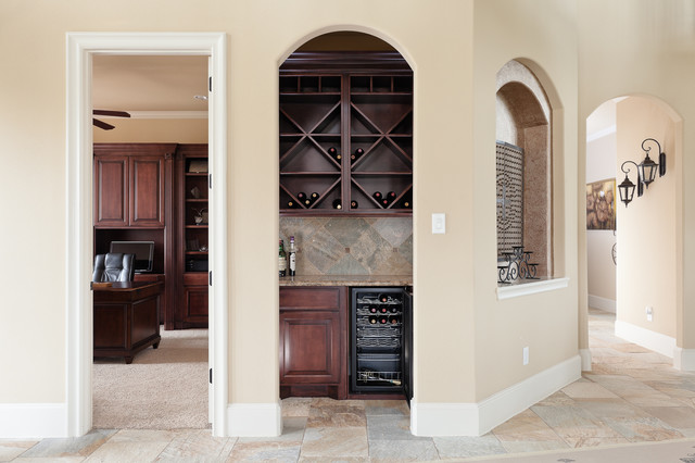 Custom Built-In Cabinetry traditional