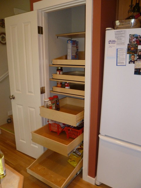 Closet And Walk In Pantries Seattle By Shelfgenie Of Seattle