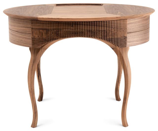 Ceccotti Arabella Small Writing Desk Modern Desks And