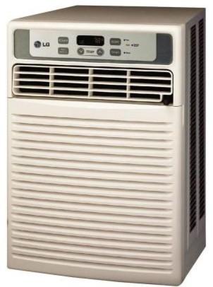 window air conditioners lg electronics 9 500 btu 115 volt