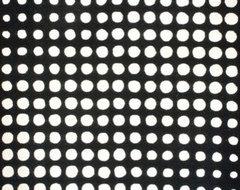 Aria Black/White Rug modern-rugs
