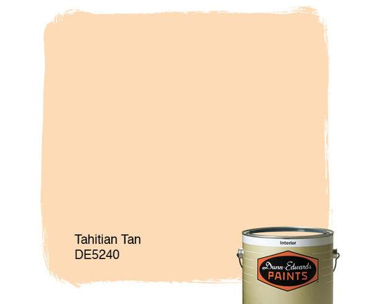 Dunn-Edwards Paints Tahitian Tan DE5240 -
