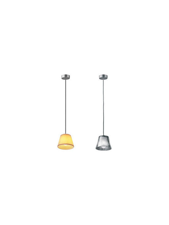Romeo Babe S Pendant Lamp By Flos Lighting - The Romeo Babe S from Flos is an extension of the Romeo Babe collection.