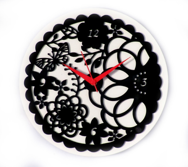 Designer wall clocks 093