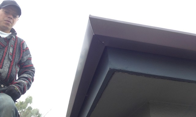 Rain Gutters Los Angeles and Orange County contemporary