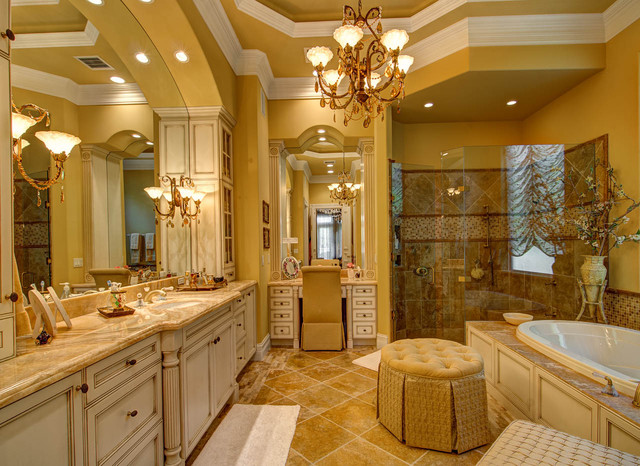 Luxury Real Estate Traditional Bathroom Miami By