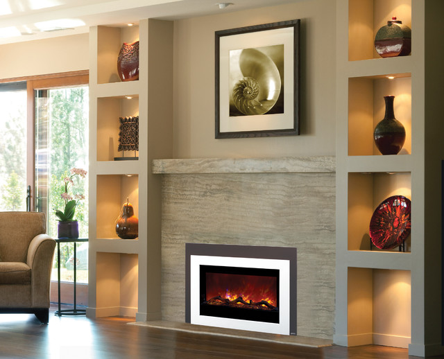 FPX 38EI Electric Insert modern-fireplaces