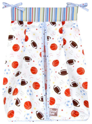 Trend Lab Little MVP Diaper Stacker traditional-kids-products