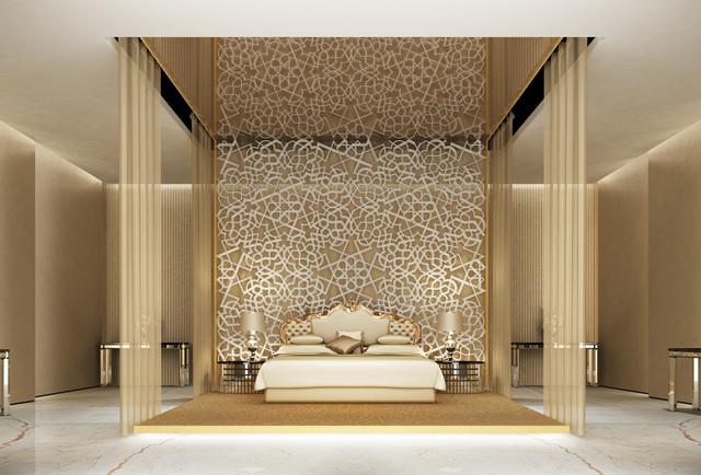 Private villa interior design dubai uae contemporary for Interior design recruitment agency dubai