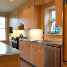 Amish Custom Kitchens - Contemporary