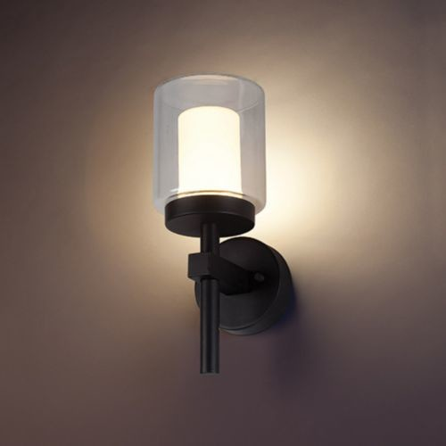 Modern Forms Wall Sconces : Deco Indoor/Outdoor LED Wall Sconce by Modern Forms - Modern - Wall Lighting - by Lumens