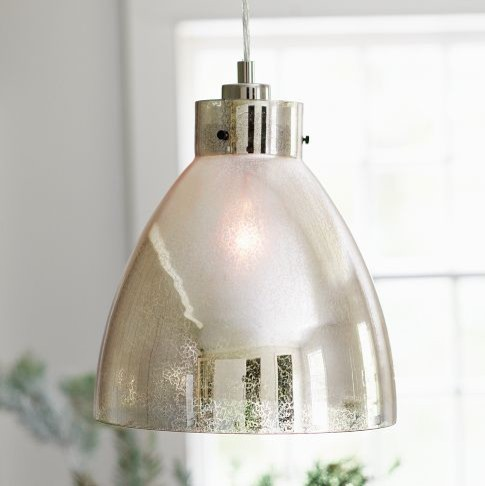 Industrial Pendant Mercury By West Elm