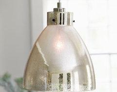 Industrial Pendant – Mercury by West Elm industrial-pendant-lighting