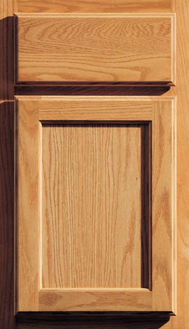 Dura Supreme Cabinetry Oxford Panel Overlay Cabinet Door Style - Traditional - Kitchen Cabinetry ...