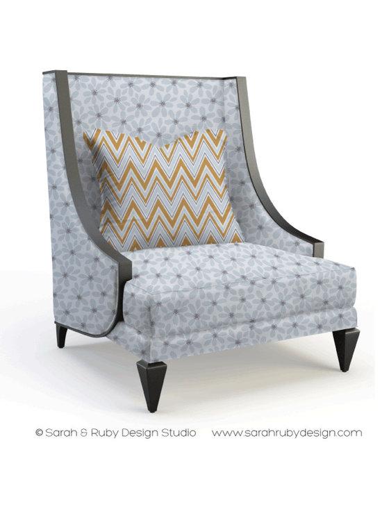 Custom-designed Textiles & Wallcoverings -
