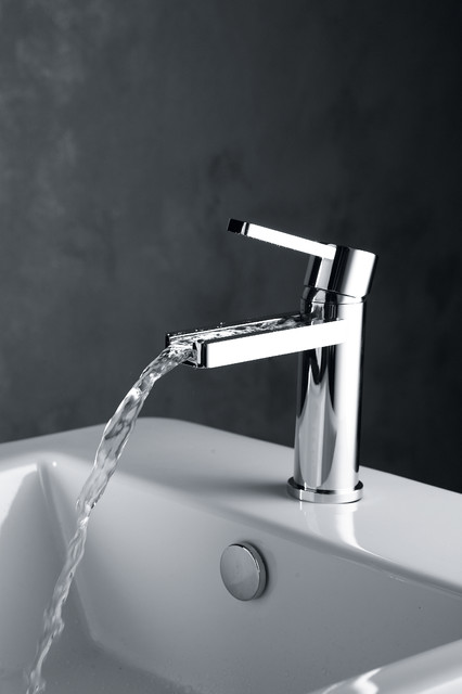 Luxury italian bathroom faucets contemporary bathroom faucets and showerheads other metro - Ultra modern bathroom faucets ...