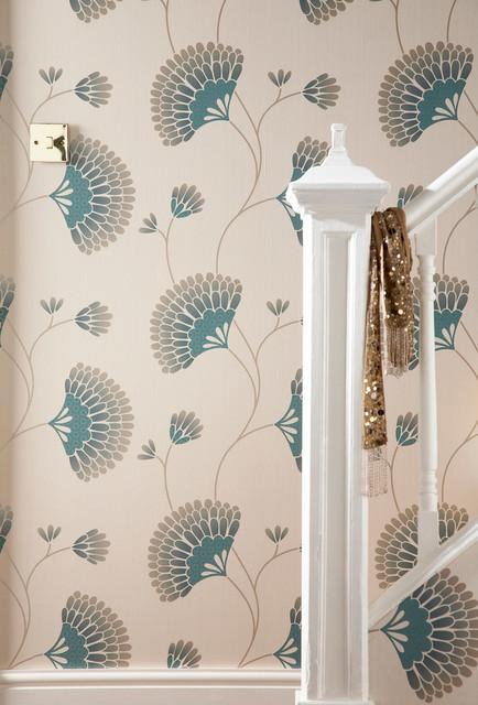 Charm Wallpaper contemporary-wallpaper