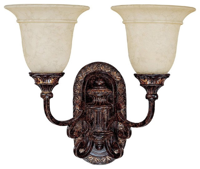 Wall Sconces Light Up And Down : Capital Lighting Chesterfield Traditional Wall Sconce X-382-BC7761 - Traditional - Wall Sconces ...