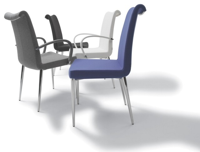 Tulip Dining Chair by sohoConcept contemporary-dining-chairs