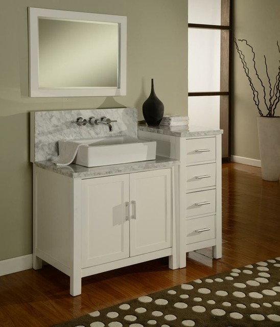 Bathroom Vanities With Wall Mount Faucets Los Angeles By Vanities For Bat