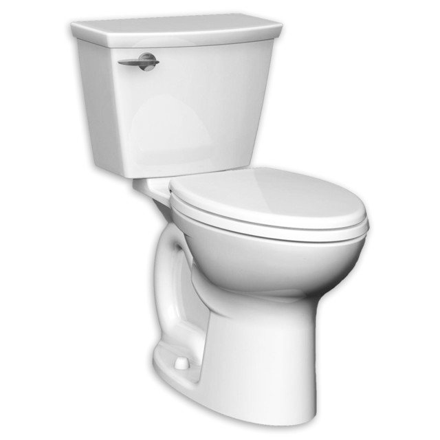 Studio Cadet PRO Elongated Toilet - Contemporary - Toilets - new york - by American Standard Brands