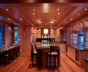 Whistler Custom Homes contemporary-kitchen