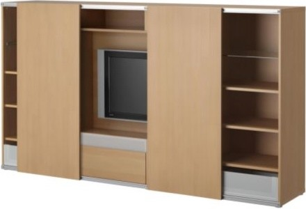 ... doors - Scandinavian - Entertainment Centers And Tv Stands - by IKEA