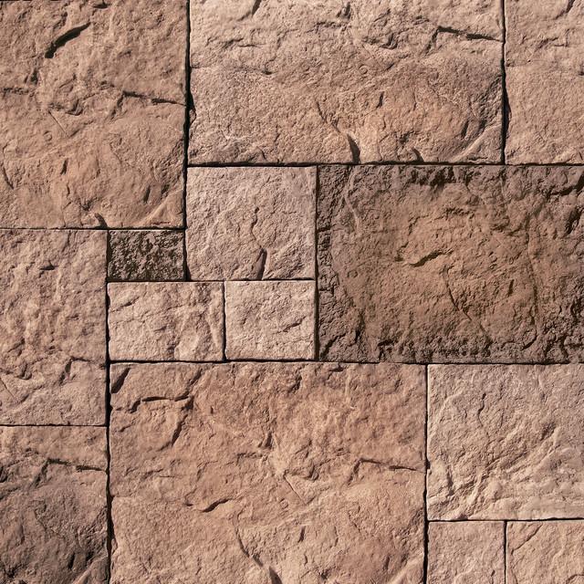Coronado Belgian Castle Stone Veneer - Color: Brookside - Stone Veneer traditional