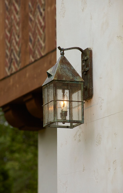 Exterior Wall Light Fixture Traditional Outdoor Wall
