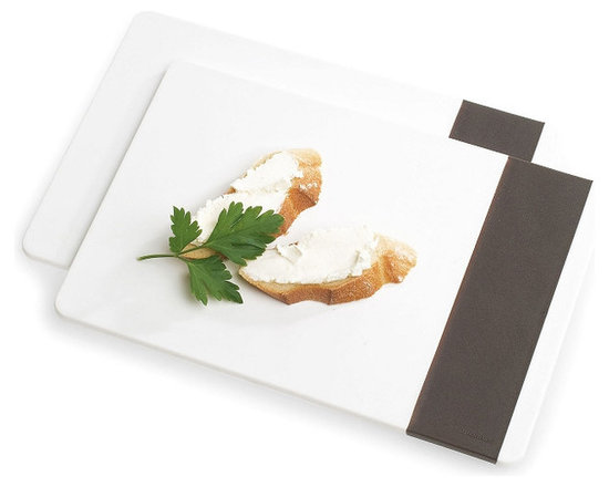 Blomus - Desa Breakfast Board - The Breakfast Board from Blomus' Desa Collection. Made from hard, durable plastic.