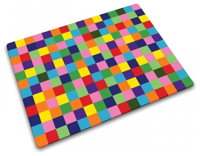 Mosaic Tutti-Frutti Worktop Saver - Contemporary - Cutting Boards - by CutleryAndBeyond