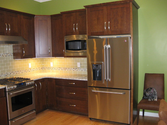 Project 30 contemporary-kitchen