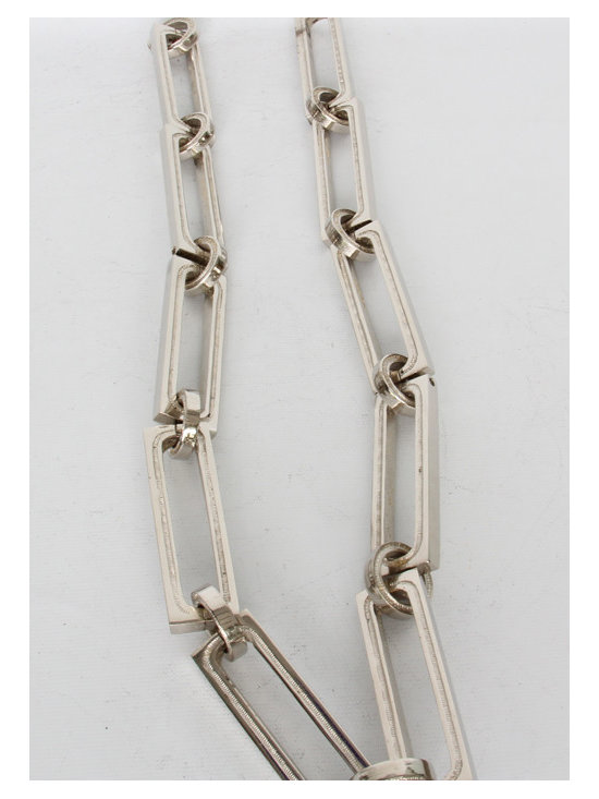Brass Chandelier Chains - Chain # 29: Rectangular Hing Chain with square edges