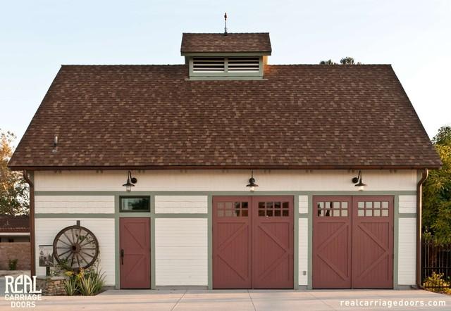 Carriage Garage Doors traditional-garage-doors-and-openers
