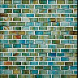 Haute Glass and Cosmopolitan Glass Tiles