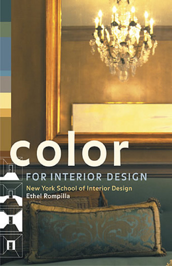 Color for Interior Design traditional books