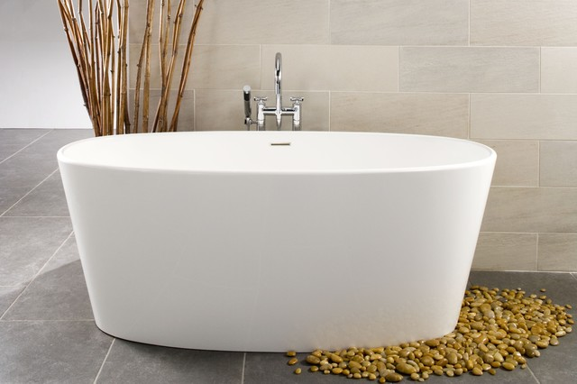 BOV01 66 Bathtub Contemporary Bathtubs Montreal By