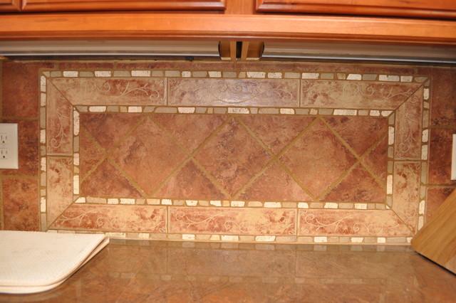 Kitchen - Rustic Alder traditional